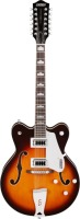 Gretsch G5422DC-12 Electromatic  Hollow Body 12 String, Sunburst (G5422DC-12-SB)