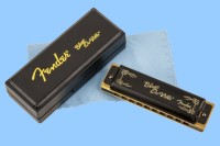 Fender Blues DeVille Harmonica, Key of G (0990702002)