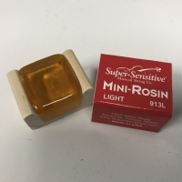 Super-Sensitive Mini-Rosin, Light (913L)