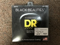 DR Black Beauties 5 String Electric Bass Strings (BKB5-40)