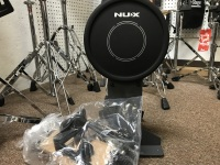 NU-X Electric Drum Trigger and Pedal (Electric Drum Add On)
