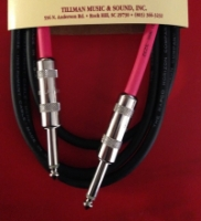 Tillman Music Instrument Cable (G1)