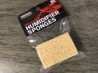 D'Addario Replacement Humidifier Sponges (GH-RS)