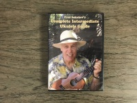 Complete Intermediate Ukulele Guide DVD (GW702)