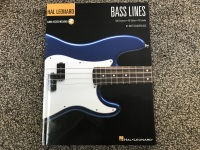 Bass Lines with Audio Access Included (HL00148194)