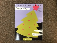 ChordTime Piano Christmas Level 2B (HL00420114)