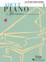 Faber Adult Piano Adventures (HL00420242)
