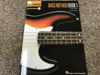 Bass Method Book 1 with Online Audio Access (HL00695068)