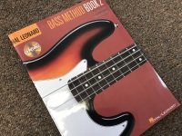 Bass Method Book 2 with CD Included (HL00695070)