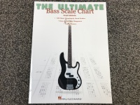 The Ultimate Bass Scale Chart (HL00695695)