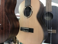 Kala All-Solid Cedar Top with Solid Pau Ferro Back & Sides  Ukulele (KA-ASCP-T)