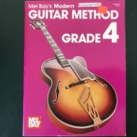 Mel Bay's Modern Guitar Method Grade 4 (MB93203)