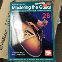 Mel Bay Mastering the Guitar 2B (MB97196BCD)