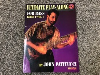 Ultimate Play-Along for Bass Level 1-Vol. 1 with CD Included (MMBK0050CD)