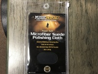 Music Nomad Microfiber Suede Polishing Cloth (MN201)