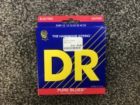 DR Pure Blues Medium Electric Guitar Strings (PHR-12)