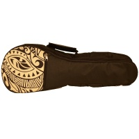 Soprano Cream Pattern Uke Bag (UB-CR)