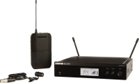 BLX14R/W85 Lavalier Wireless System w/ Rack Ears (blx14-w85)